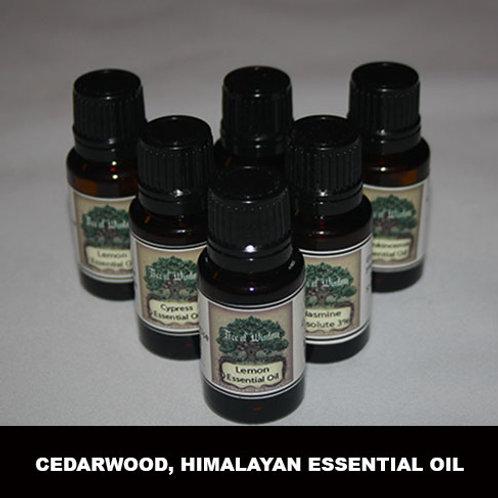 Cedarwood, Himalayan Essential Oil -Tree of Wisdom
