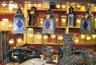 Herbs, Ritual Supplies