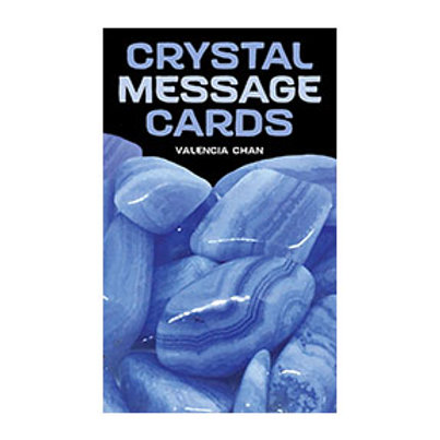 Crystal Message Cards