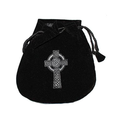 Celtic Cross Pouch