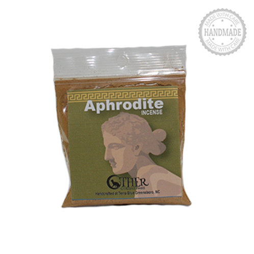 Aphrodite Incense, 1 Oz. Package (Other Worldly Goods)