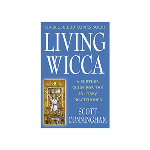 Living Wicca - By Scott Cunningham