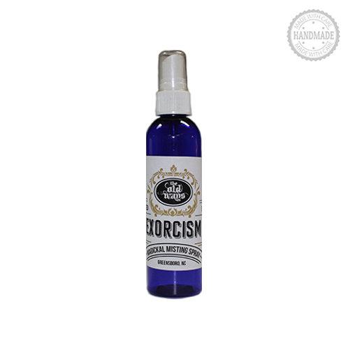 Exorcism Spray, 4 Oz. Bottle