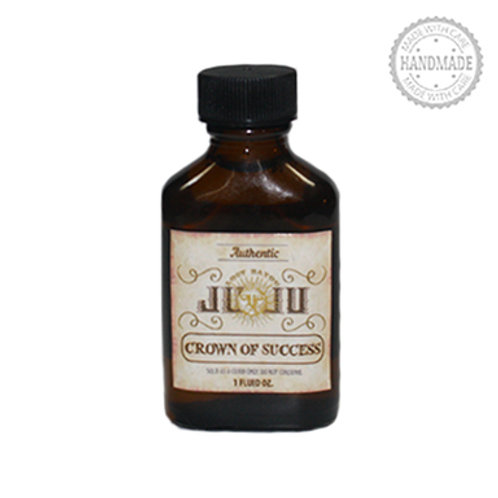 Crown of Success Conjuring Oil, 1 Oz.