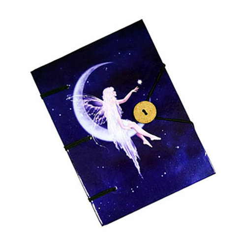 Fairy and Moon Book of Shadows, Journal