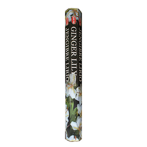 HEM Ginger Lily Incense, 20g (20 Sticks)