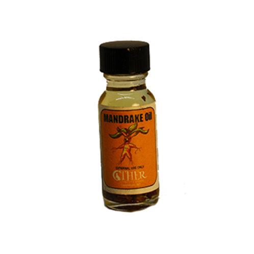 Mandrake Oil, .5 Oz. Bottle (Other Worldly Goods)