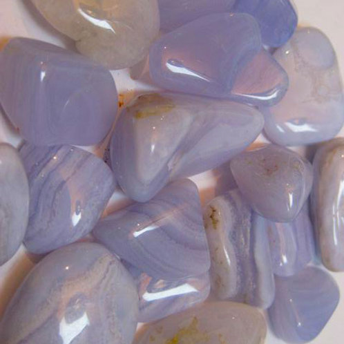 Agate, Blue Lace Polished (Small Size)