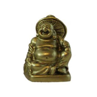 Long Life Feng Shui Golden Buddha