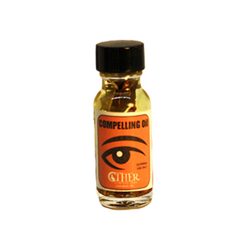 Compelling Oil, .5 Oz. Bottle (Other Worldly Goods)
