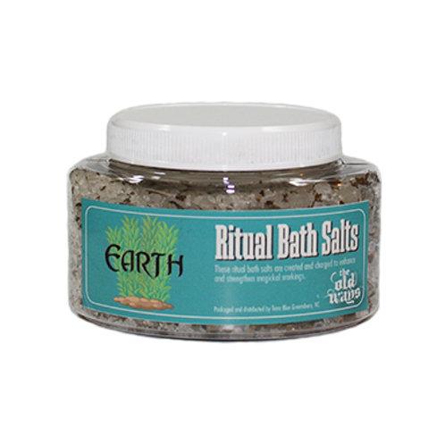 Earth Ritual Bath Salts, 9 Oz.