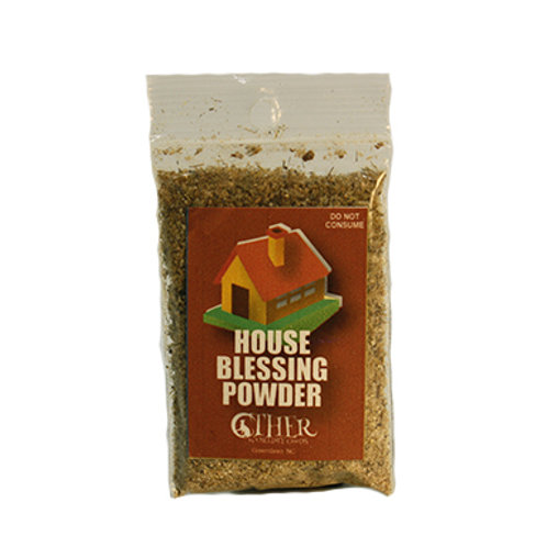 House Blessing Powder, 1 Oz. Package (Other Worldly Goods)s)