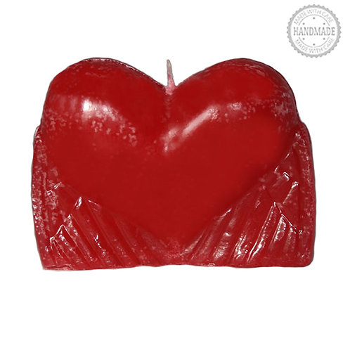 Heart Candle - Multi Colors