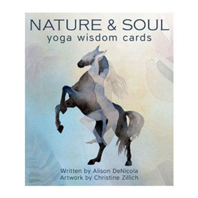 Nature & Soul Wisdom Yoga Wisdom Cards