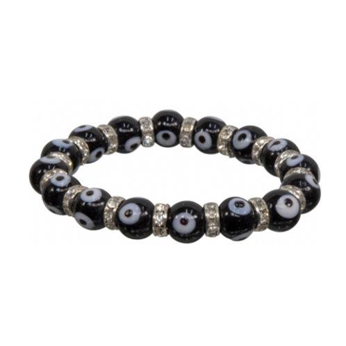 Evil Eye Protection Bracelet, Black