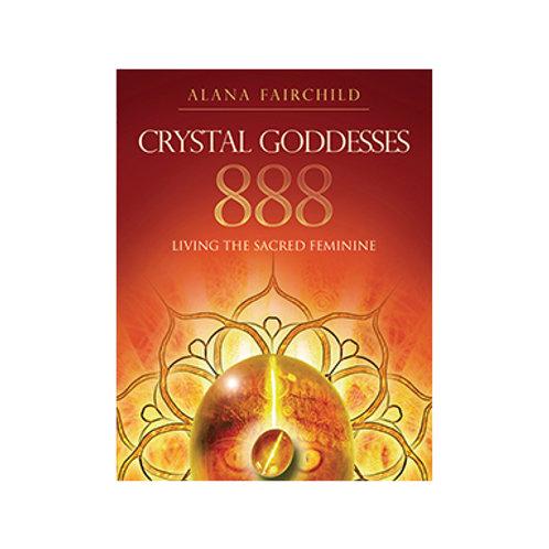 Crystal Goddesses - By Alana Fairchild, Jane Marin