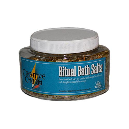 Creative Charm Ritual Bath Salts, 9 Oz.