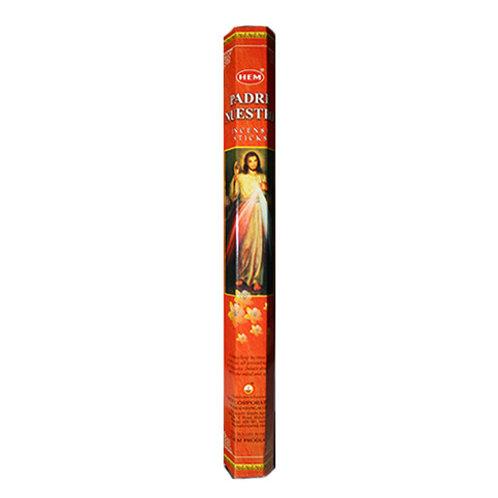 HEM Padre Nuestro  Incense, 20g (20 Sticks)