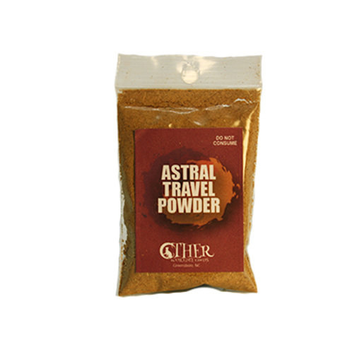 Astral Travel Powder, 1 Oz. Package (Other Worldly Good)s