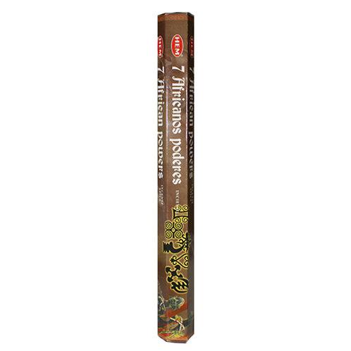 HEM 7 African Powers Incense, 20g (20 Sticks)