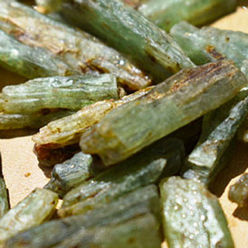 Kyanite, Green Chips (Small Size)