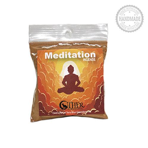 Meditation Incense, 1 Oz. Package (Other Worldly Goods)
