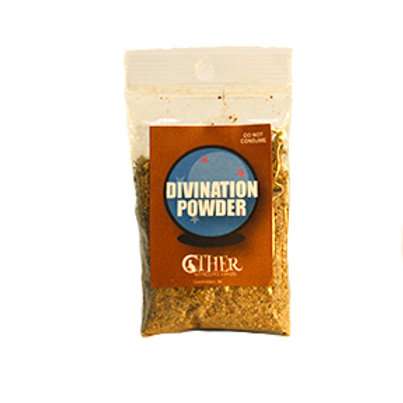 Divination Powder, 1 Oz. Package (Other Worldly Goods)