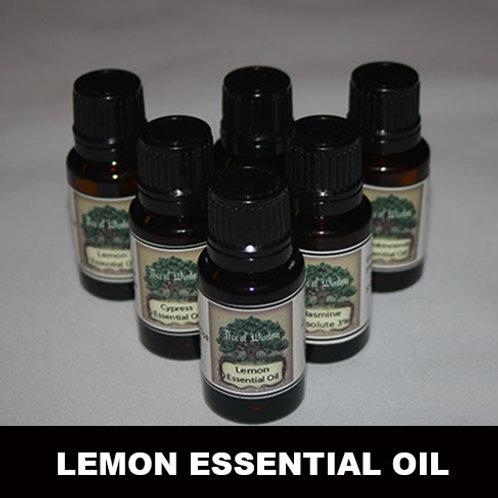 Lemon Essential Oil - Tree of Wisdom