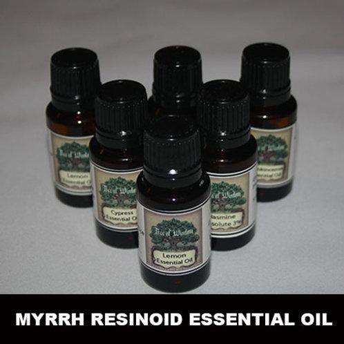 Myrrh Resinoid Essential Oil