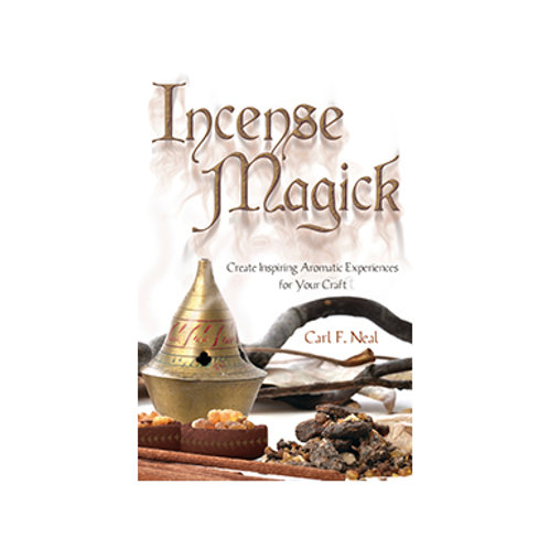 Incense Magick - By Carl F. Neal