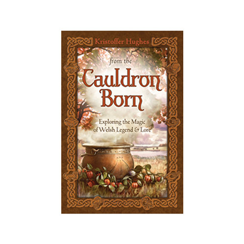 From the Cauldron Born - By Kristoffer Hughes
