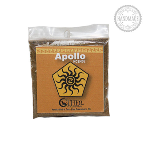 Apollo Incense, 1 Oz. Package (Other Worldly Goods)