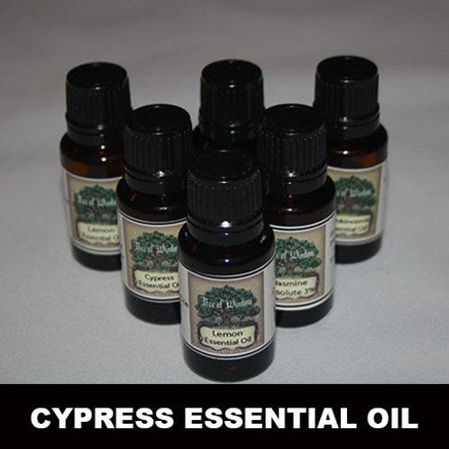 Cypress Essential Oil - Tree of Wisdom