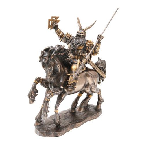 Odin riding Sleipnir