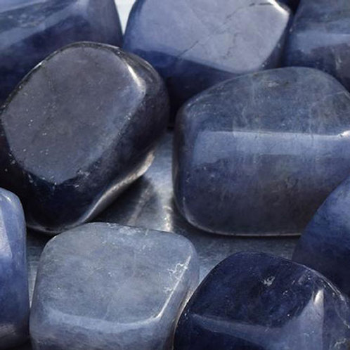 Iolite, Polished (Medium Size)