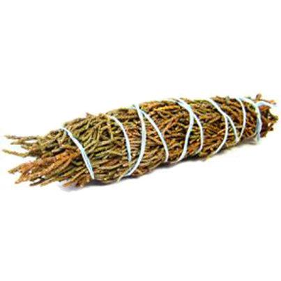 """Juniper Sage Smudge Stick 8-9"""" Length"""