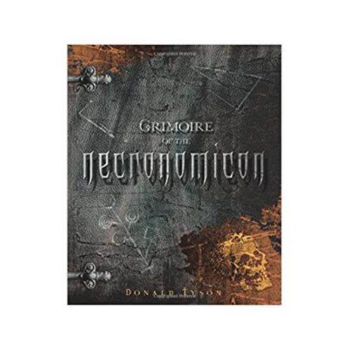 Grimoire of the Necronomicon - By Donald Tyson
