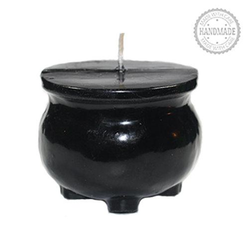 Cauldron Candle