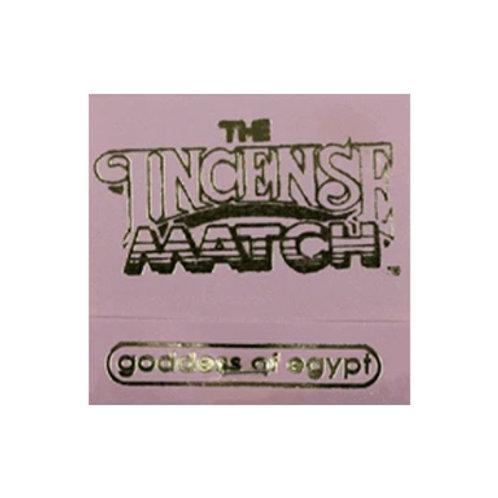 Goddess Egypt Match Incense (30 Matches)
