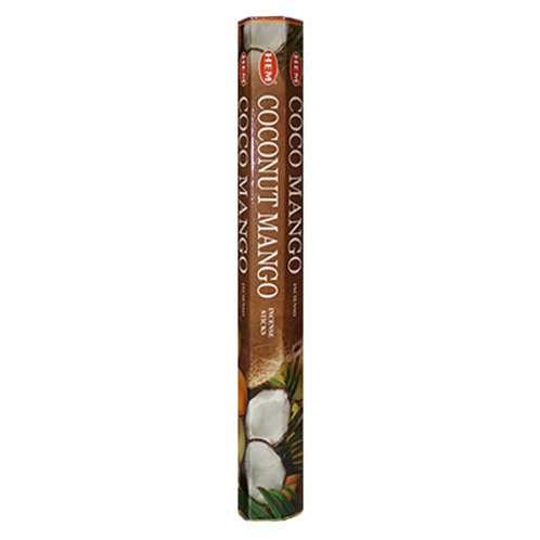 HEM Coconut Mango Incense 20g (20 Sticks)