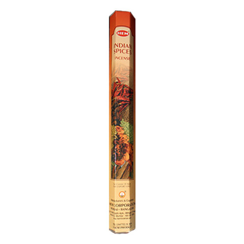 HEM Indian Spices Incense, 20g (20 Sticks)