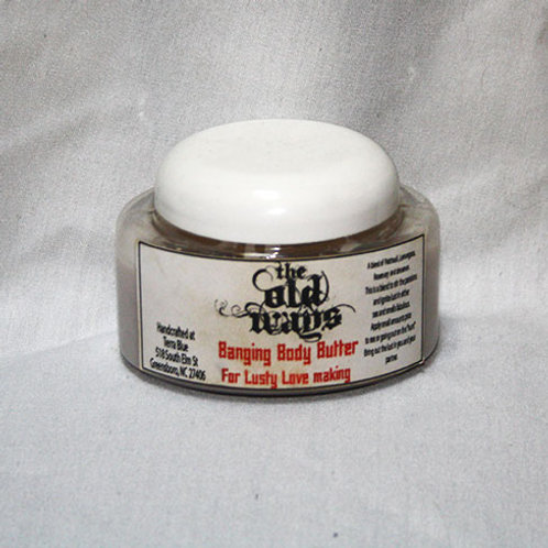 """""""Banging Body Butter"""""""