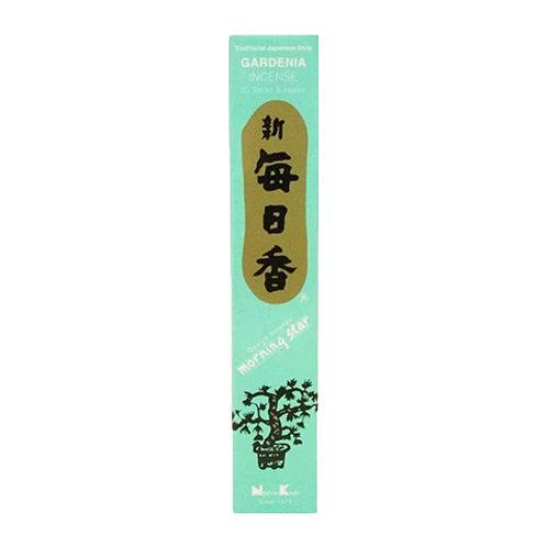 Morningstar Gardenia Incense Sticks (50 in Box)