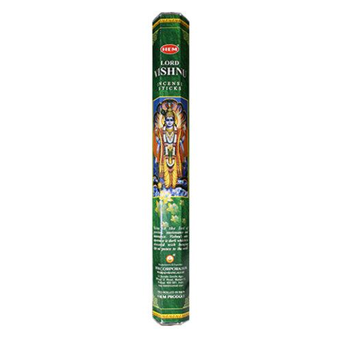 HEM Lord Vishnu Incense, 20g (20 Sticks)