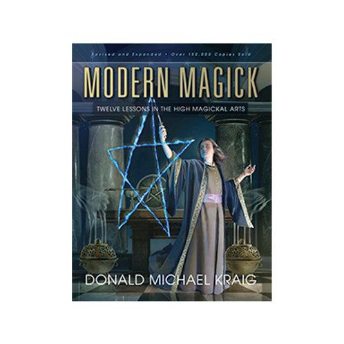 Modern Magick - By Donald Michael Kraig