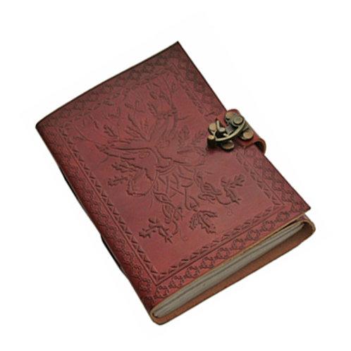 Green Man Book of Shadows, Journal