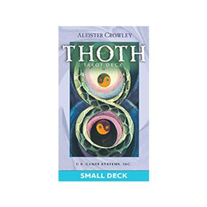 Crowley Thoth Tarot Deck Small