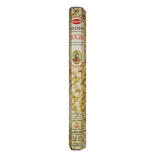 HEM Mogra Incense, 20g (20 Sticks)