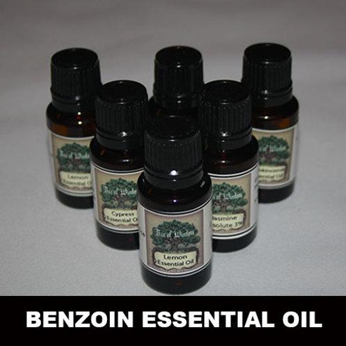Benzoin Essential Oil - Tree of Wisdom