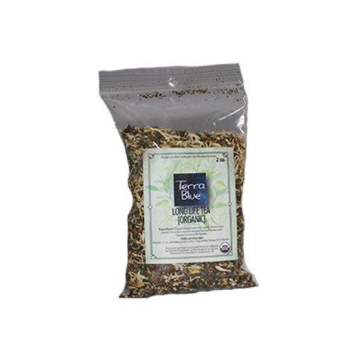 Long Life Tea, 2 Oz. (Organic)